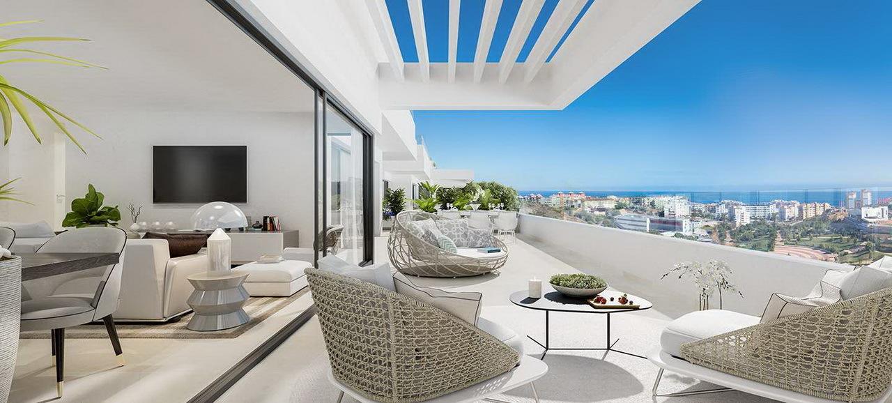 Modern design 3 bed  penthouse Fabulous terrace & solarium – Homessense